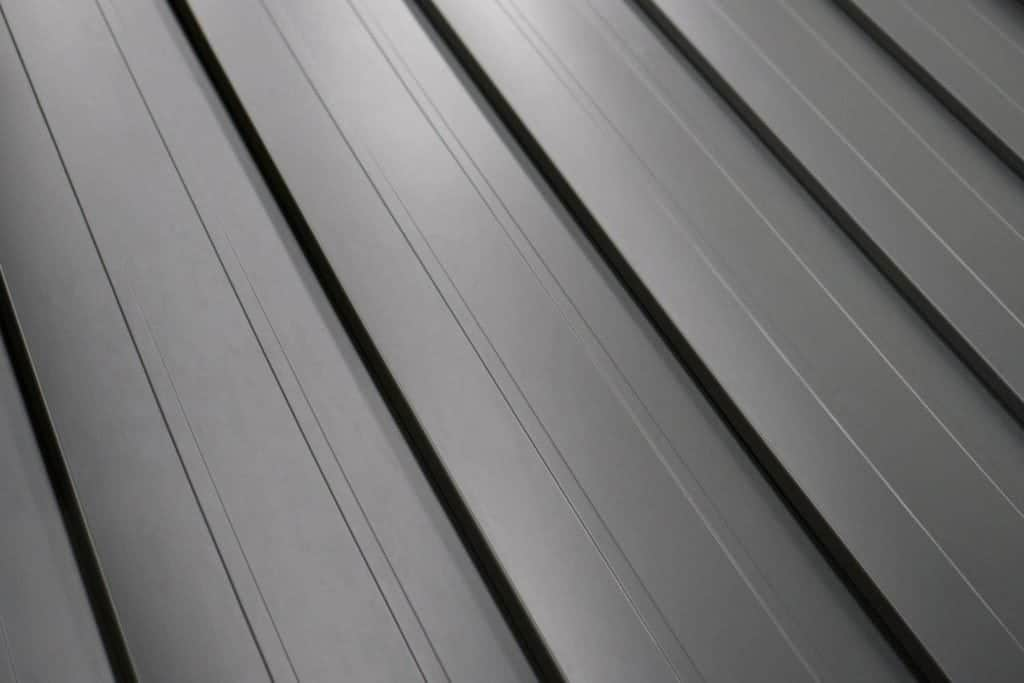 Interlock Standing Seam Metal Roof Panels