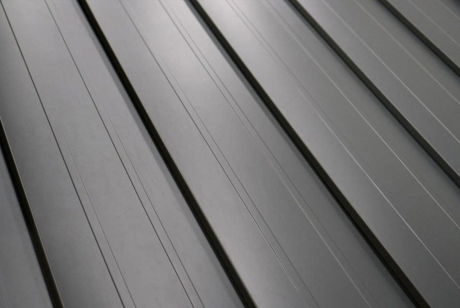 Interlock Standing Seam Metal Roof